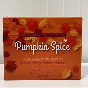 VOSH Pedi in a Box Pumpkin Spice